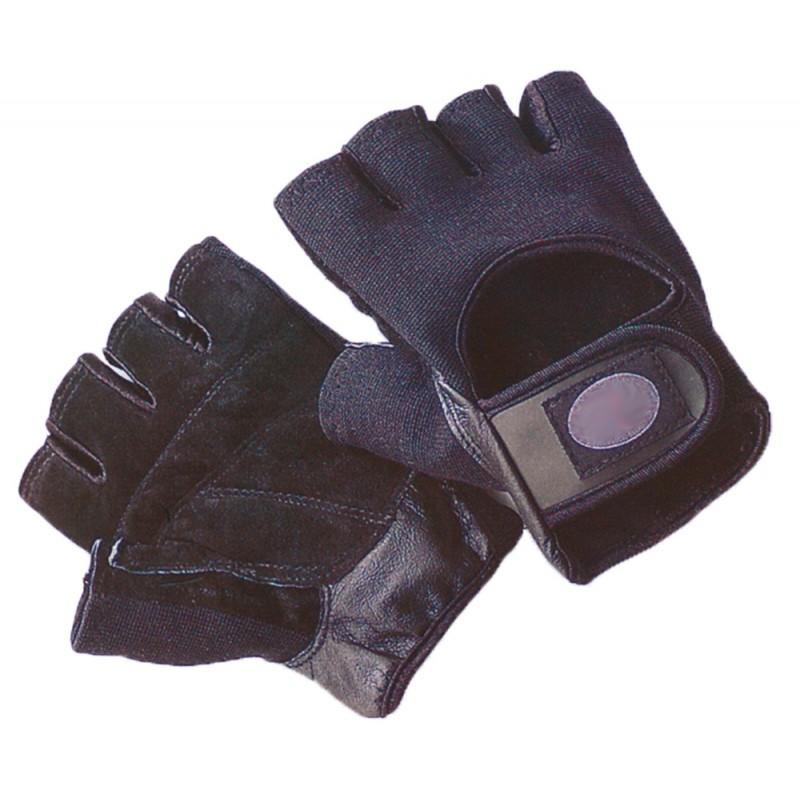 Фитнес ръкавици без пръсти SPARTAN FITNESS