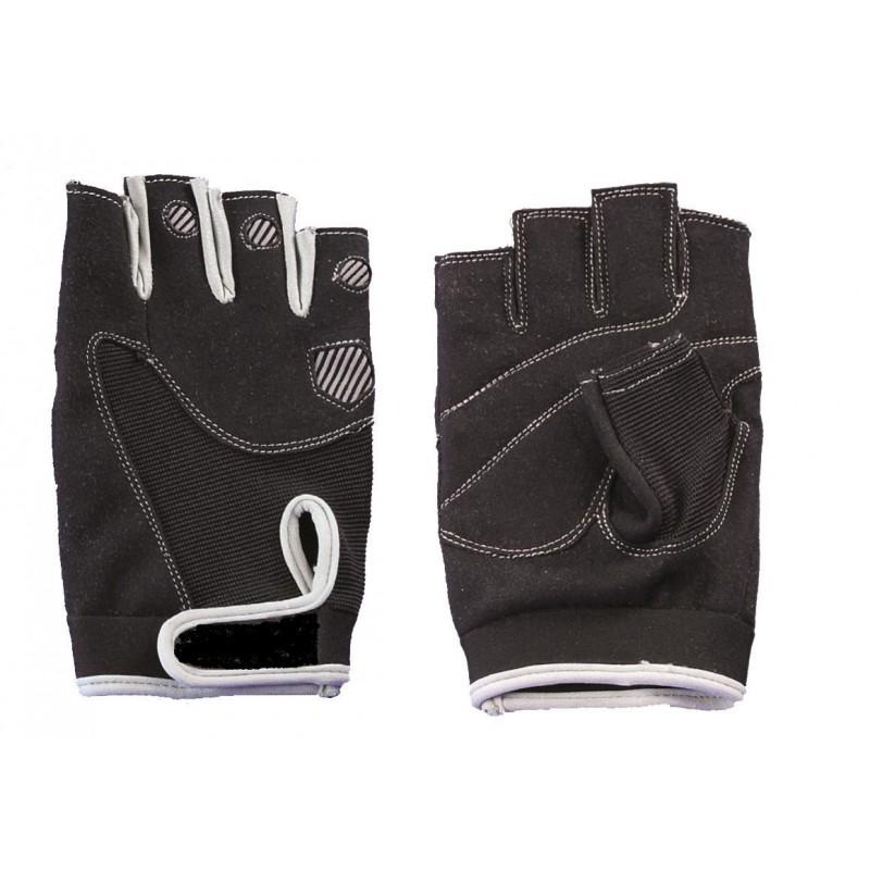 Фитнес ръкавици без пръсти SPARTAN