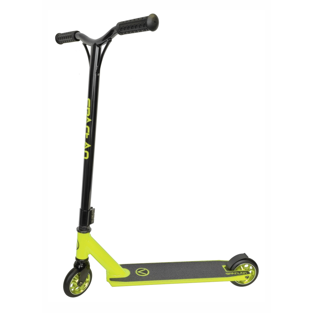Spartan-Scooter-Stunt