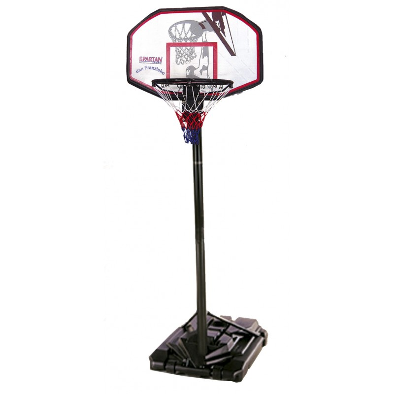 Баскетболно табло с поставка SPARTAN