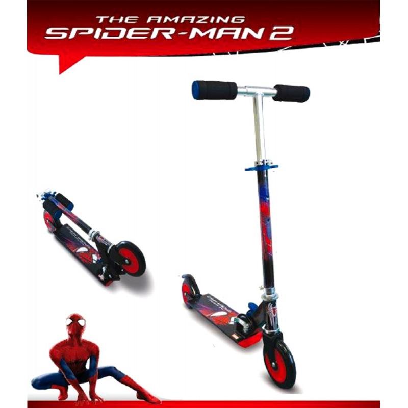 Тротинетка SPARTAN Spiderman