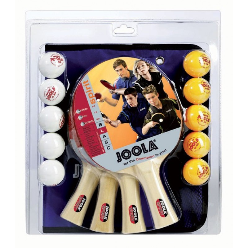 Комплект за тенис на маса JOOLA Set Family