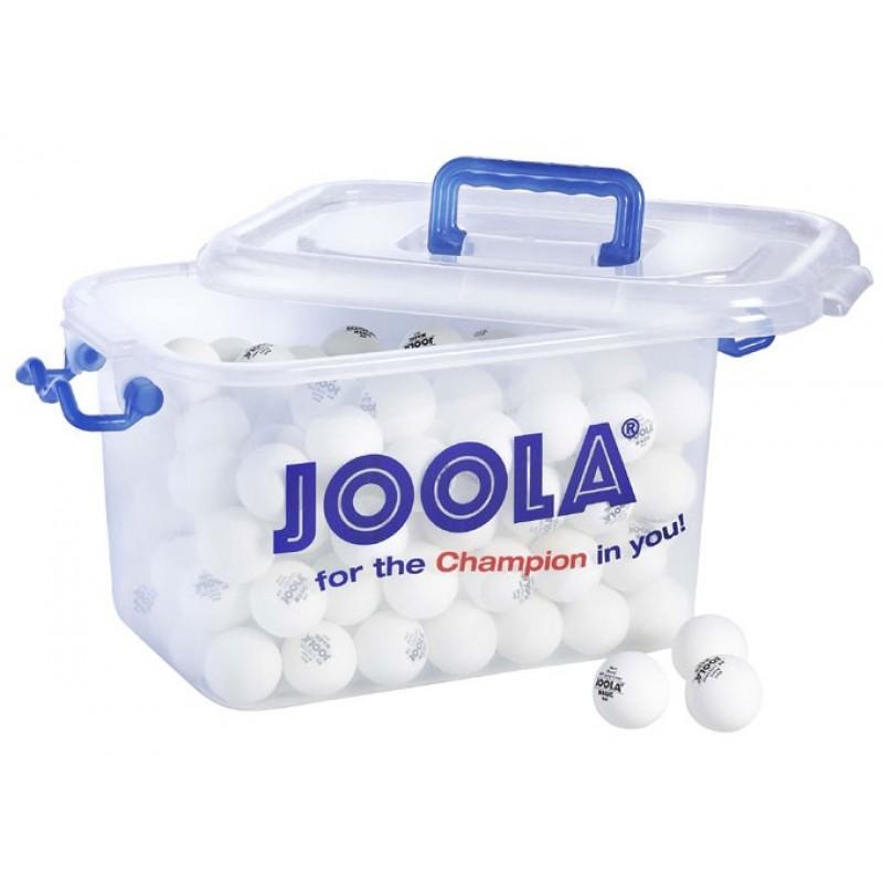 Топчета за тенис на маса – кутия JOOLA Trening