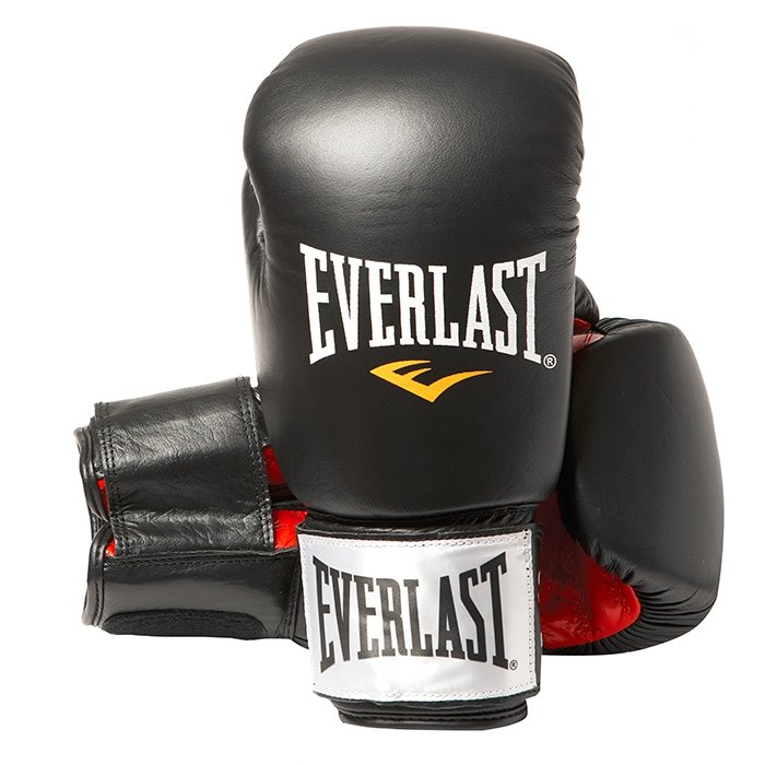 boxerske-rukavice-everlast-fighter-kozene-cerne-10954-10954